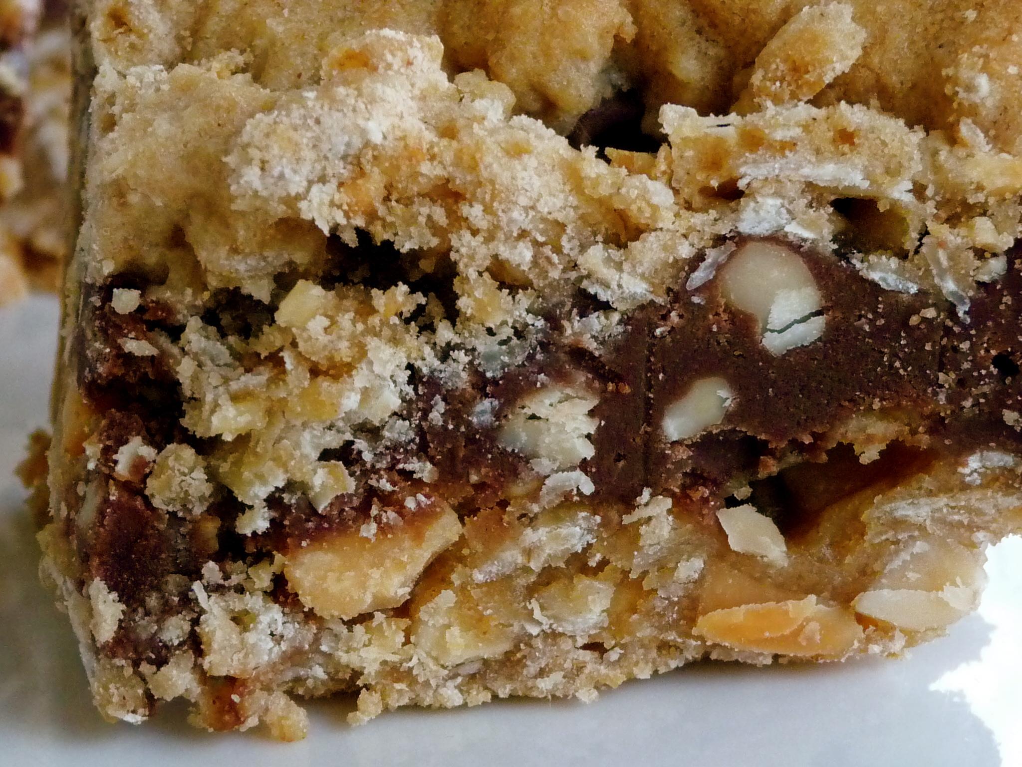 oatmeal candy bars 1